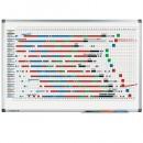 Whiteboard Legamaster Årsplan 53 Veckor 60x90cm